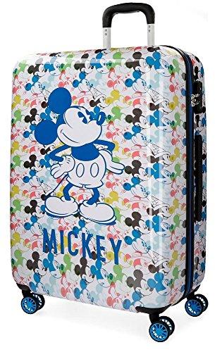 Disney Colors Equipaje infantil, 69 cm, 81 litros, Multicolor