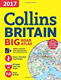Collins Big Road Atlas Britain 2017 (Collins Road Atlas)