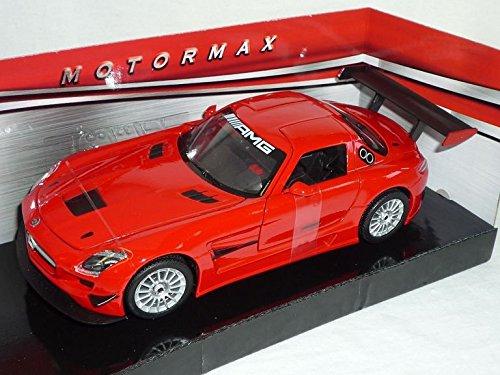 mercedes-benz-sls-amg-gt3-gt-3-rojo-1-24-motor-max-modelo-modelo-de-coche-auto