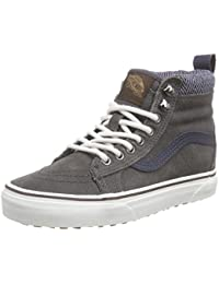 Vans Zapatillas abotinadas Sk8-Hi Mte Gris Oscuro EU 34.5 (US 3.5)