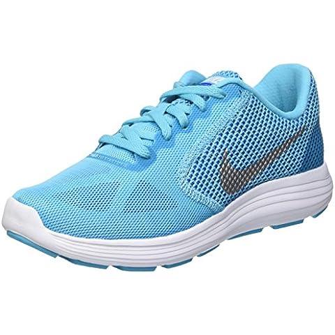 Nike Wmns Revolution 3, Zapatillas de Running Para Mujer