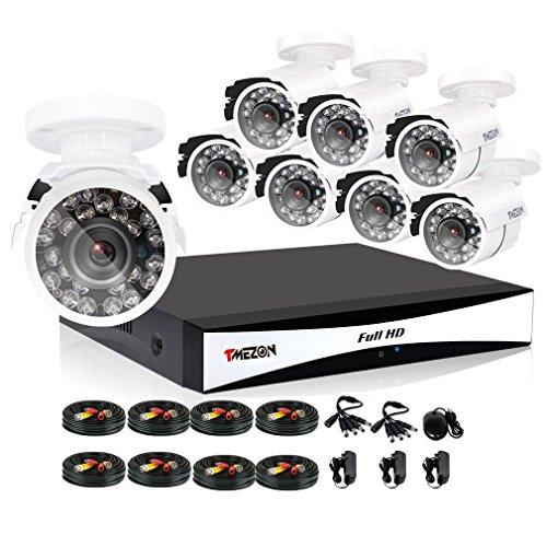 tmezon-CCTV-Seguridad-Vigilancia-de-Video-Vigilancia-8-CH-960H-DVR-Recorder-con-8-x-1000TVL-cmaras-de-vigilancia-impermeable-visin-nocturna-bajo-sujetalibros-P2P-Smartphone-Acceso-remoto-sin-disco-dur