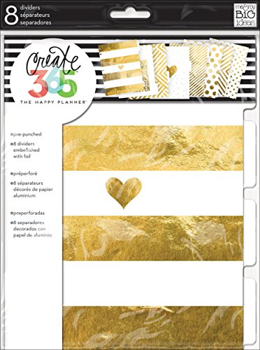 me-my-big-ideas-creer-365-dividers-8-pcs-or