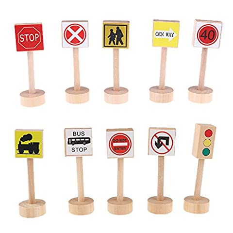 Signalisation Enfants - Coloré Bois Trafic Rue Signes Enfants Enfants