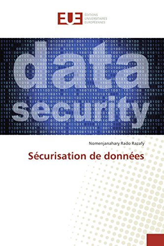 Sécurisation de données par Nomenjanahary Rado Razafy