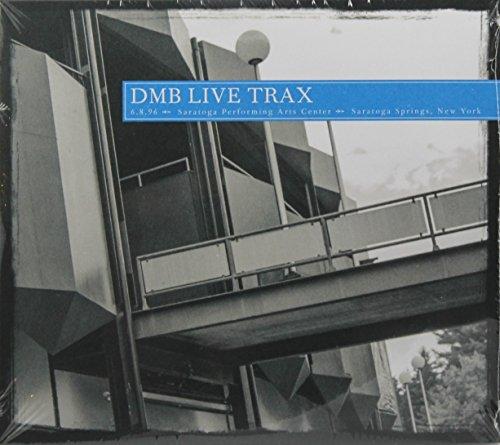 DMB Live Trax Vol. 38 - 6.8.96 Saratoga Springs Performing Arts Center - Saratoga Springs, NY (2 CD) - 38 Center
