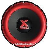 LG Electronics OEM Serie X-BOOM Z60 Woofer Univers. Profess. da 10' 25/26Cm. 250/260mm.(Dimens.Standard) 500 W max. Ricambio per Casse Acustiche hi-fi casa Amplificate/Passive Woofer SubWoofer x auto