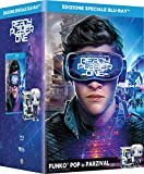 Bundle Ready Player One e Funko (Collectors Edition) ( Blu Ray)