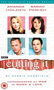 Cutting It: The Complete Season 2 [VHS] [2002]