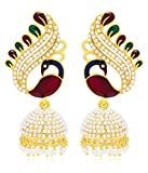 Jewels Gehna Traditional Alloy Gold Plat...