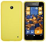 mumbi Schutzhülle für Nokia Lumia 630/635 Hülle