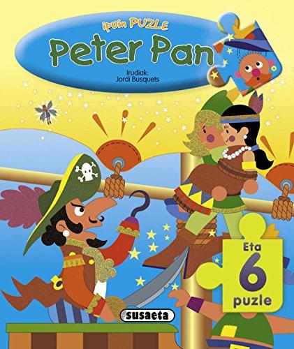 Peter Pan (Ipuinak) (Ipuin puzle) por Equipo Susaeta