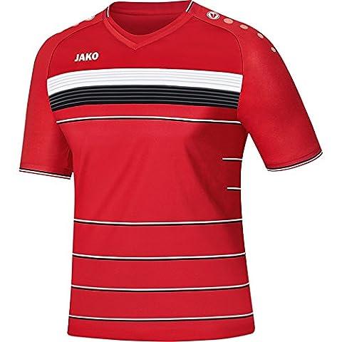 Jako Maillot Champ KA Maillots de foot M Rouge/blanc/noir