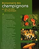 Image de Dictionnaire des champignons
