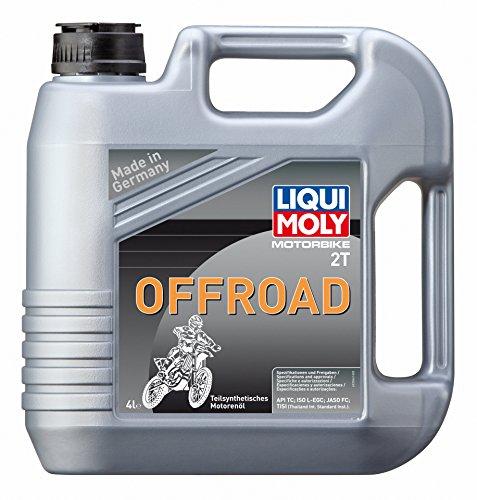 Liqui Moly 3066 - Olio motore 2 tempi per motocicletta,  Offro