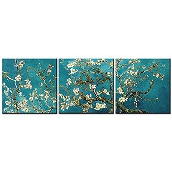 Malerei Für Dekoration Von Haus Leinwand Malerei Van Gogh Zweige Eines  Klassischen Van Gogh