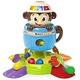 Bright Starts 52094 - Kleinkindspielzeug - Hide'N Spin Monkey