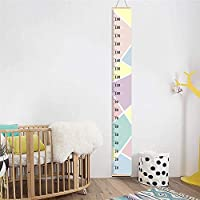 Children Height Chart,Growth Wall Chart,Kids Growth Chart for Kids Bedroom Nursery Wall Decorations