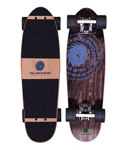 RollerCoaster Ghost Mini Cruiser Kinder Ahorn Holz