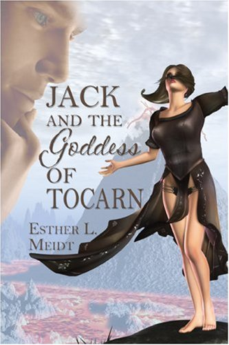 Jack and the Goddess of Tocarn Cover Image