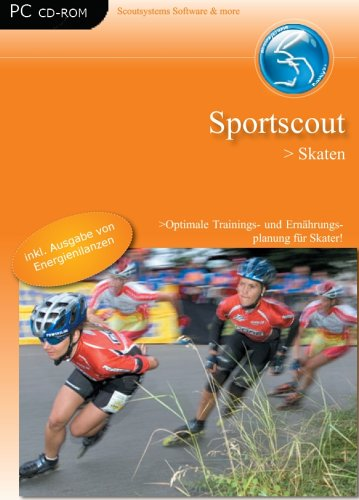Sportscout Skaten. CD-ROM für Windows ab 98.