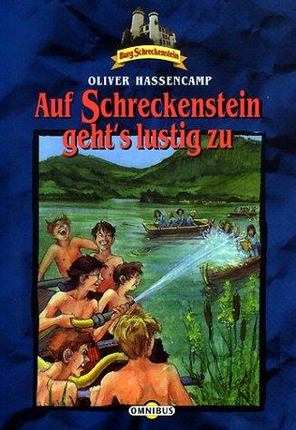 Burg Schreckenstein: Auf Schreckenstein geht's lustig zu, Bd. 2