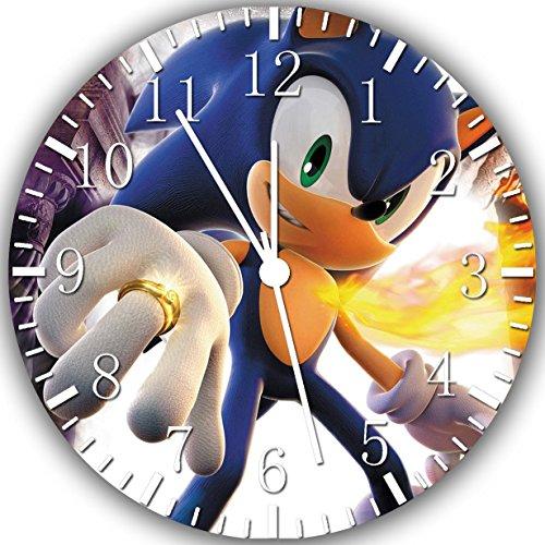 Ikea Super Sonic Wanduhr 25,4cm Nice Geschenk und Raum Wand Decor W0244 (Sonic Geschenke)