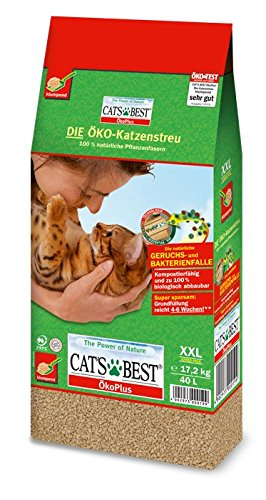 preisvergleich cat 39 s best ko plus katzenstreu 40 liter. Black Bedroom Furniture Sets. Home Design Ideas