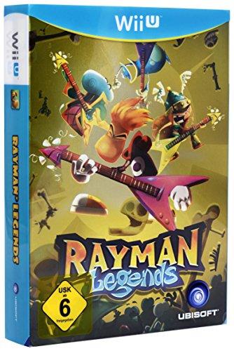 . Steelbook] - [Nintendo Wii U] (Rayman Nintendo Wii U)