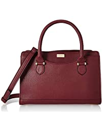 Satya Paul Women's Handbag (Burgandy)