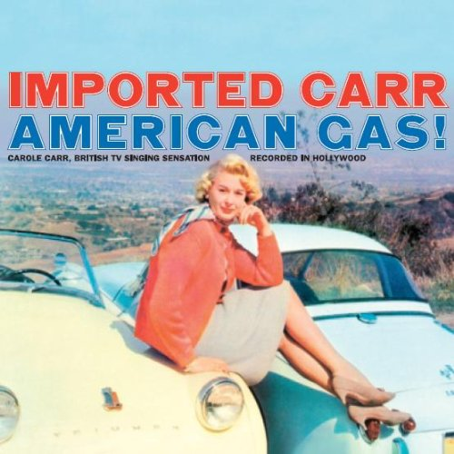 IMPORTED CARR AMERICAN GAS ! (Jack Sperling)