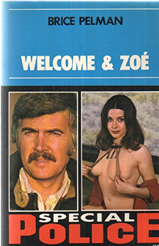 Welcome et Zoé (Spécial police) par Brice Pelman