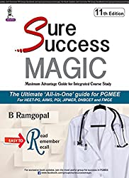 Maximum advantage guide for integrated course study.Easy to read, remember and Recall.The ultimate 'All-in-One' guide for NEET-PG, AIIMS, PGI, JIPMER, DNBCET and FMGE.Up-to-date, high yield and quick review book.Information has been derived from stan...