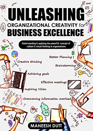 Unleashing Organizational Creativity for Business Excellence: Understanding & applying the powerful concept of Radiant & Visual thinking In Organizations (English Edition) -