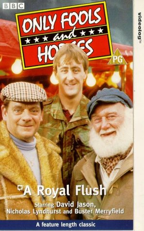 only-fools-and-horses-a-royal-flush-vhs-1981