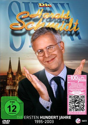 Die Harald Schmidt Show – Die ersten 100 Jahre: 1995-2003 [7 DVDs]