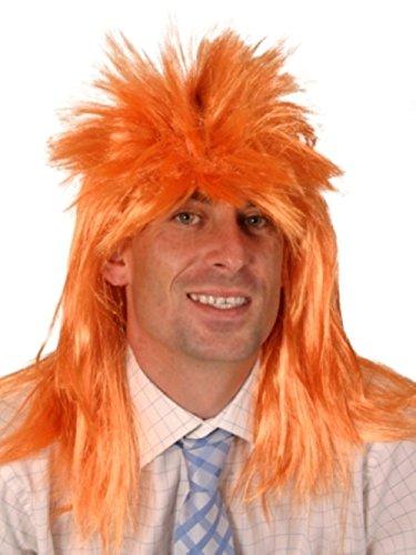 Wig Stab Style Orange ()