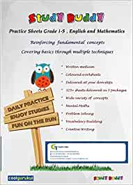 buy studybuddy grade 4 math kids practice worksheet learning activity book for class 4. Black Bedroom Furniture Sets. Home Design Ideas