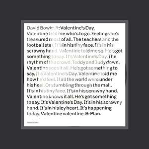 Valentine's Day [Vinyl Single]