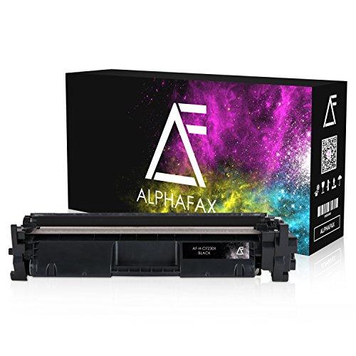 Preisvergleich Produktbild Alphafax Toner kompatibel zu HP CF230X 30X für HP Laserjet Pro M203 M220 MFP M227 - 3.500 Seiten