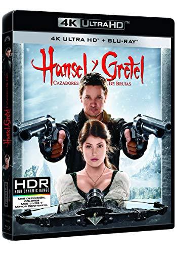 Hansel y Gretel: Cazadore