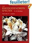 The Rhododendron Species: Azaleas