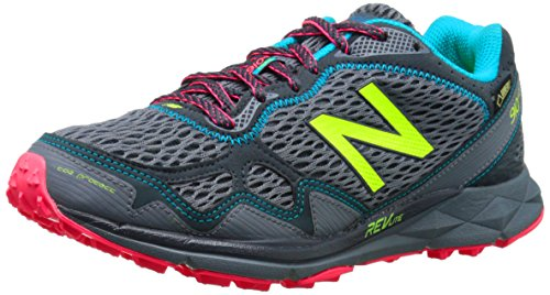 New Balance Nbwt910gx2, sports de plein air femme Jaune (Grey Pink)