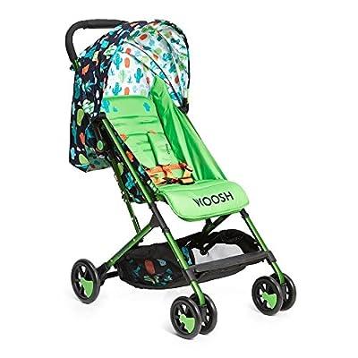 Cosatto Woosh Stroller, from Birth to 25 kg, Crazy Cacti  Zerodis