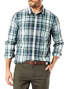 Camicia Dockers Laundered Poplin Welch