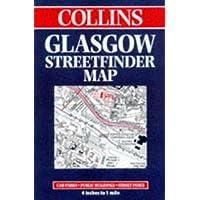 Collins Glasgow Streetfinder