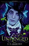 Unhinged (Splintered) by Howard, A. G.(January 6, 2015) Paperback