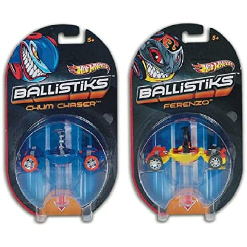 MATTEL Hot Wheels Veicoli Ballistiks (Sogg.Casuale) X7131