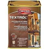 Owatrol 801 - Carbonatador TEXTROL maderas blandas externas incoloro 1 L