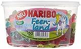 HARIBO Feenland, Feen & Einhörner, 2er Pack (2 x 150 Stück)